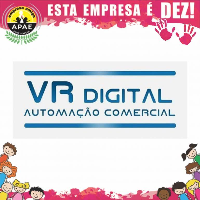 VR Digital – Nós apoiamos a APAE-BM